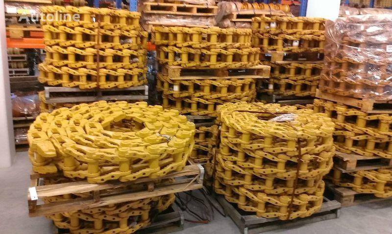 cingoli in gomma  JCB roliki , cep, napravlyayushchie kolesa per escavatore JCB 130,160,180,220,240,260,290,330 nuovo