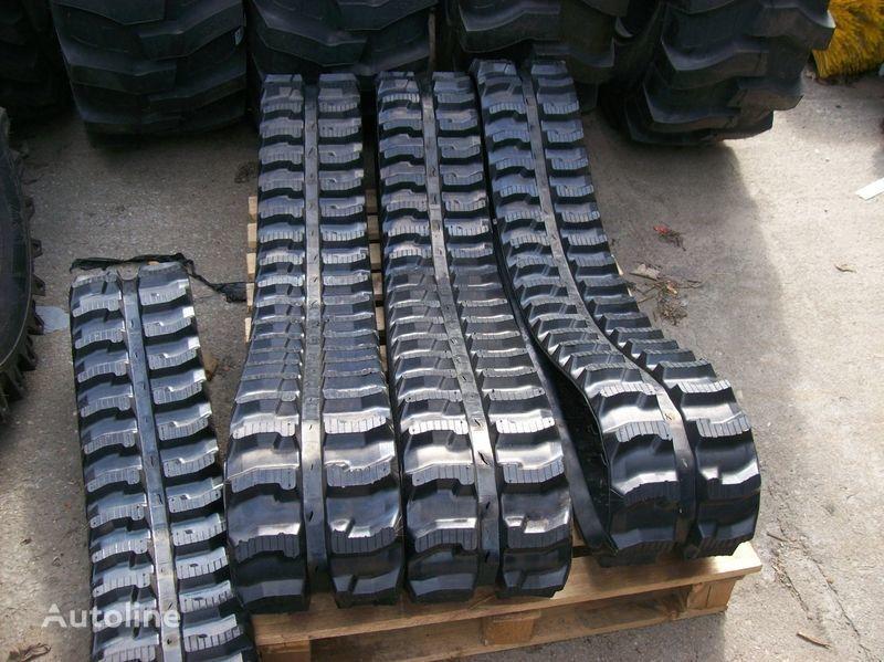 cingoli in gomma  Gąsienica gumowa 230x72x43 per miniescavatore NEUSON 1200, 1202, 1302, 1400RD, 1402 nuovo
