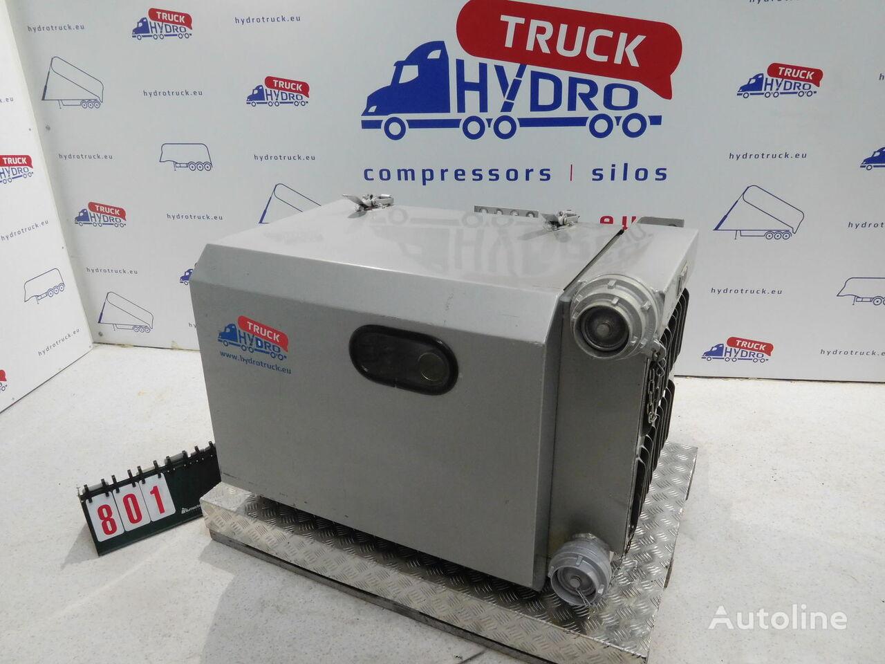 compressore aria  TYPHON 2C MOUVEX BLACKMER W ZABUDOWIE RTI per cisterna semirimorchio