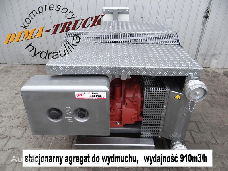 compressore aria  CS80 agregat elektryczny per camion Agregat elektryczny GHH CS80 nuovo