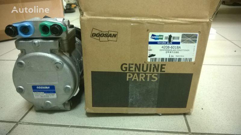 compressore aria  Doosan compressor air conditioner (kompressor) per pala gommata DOOSAN DL400 nuovo