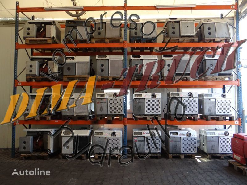 compressore aria per camion GHH Rand