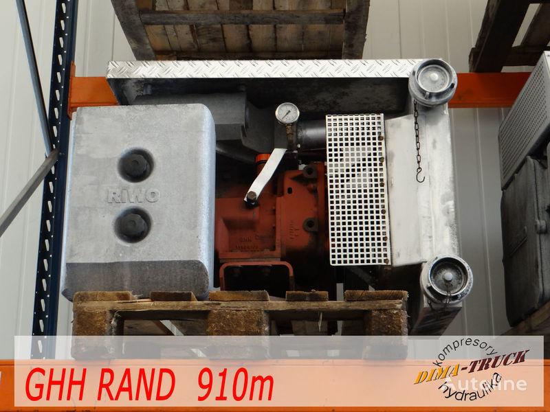 Compressori aria per camion GHH Rand in vendita, compressore pneumatico dalla Polonia, comprare ...
