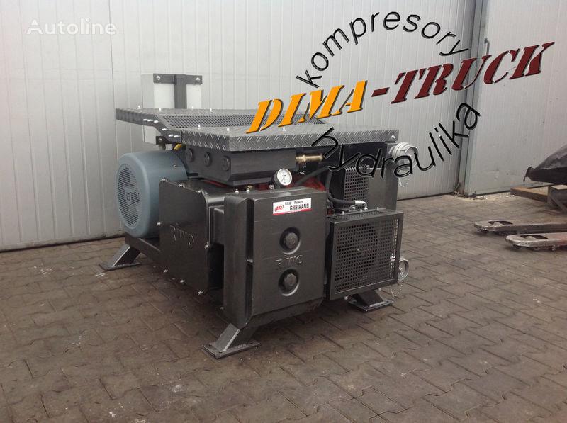 compressore aria  agregat ghh, drum silokompresor per camion electric agregat
