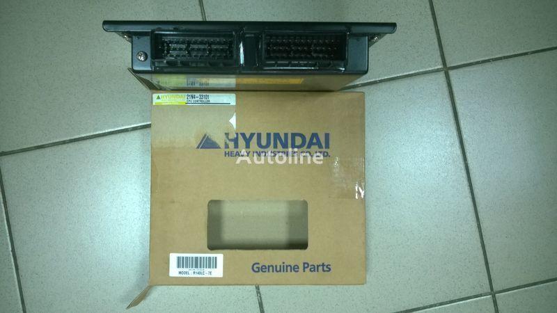 computer di bordo  Hyundai 21N4-33101 CPU CONTROLLER per escavatore HYUNDAI  R140LC-7 nuovo