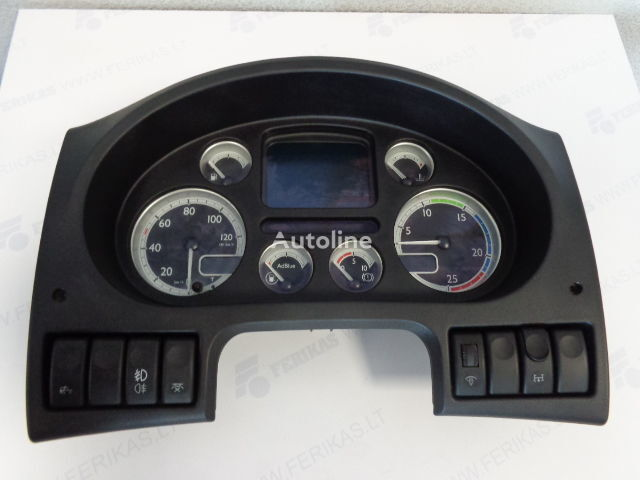 cruscotto  Siemens VDO Automotive AG Instrument cluster 1743496, 1605300, 1605301, 1699396, 1699397 (DELIVERY WORLDWIDE) per trattore stradale DAF 105 XF
