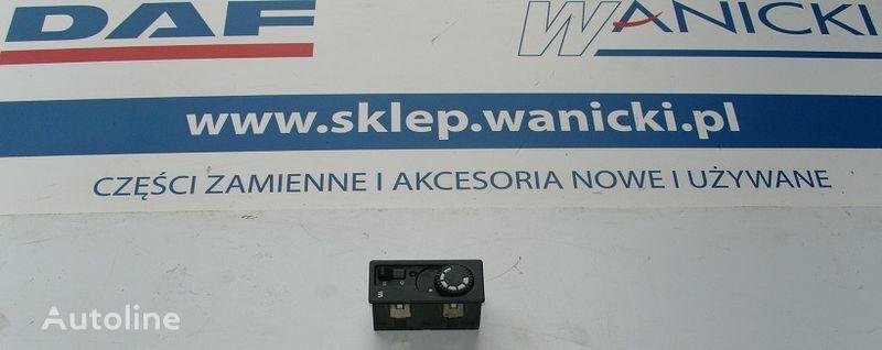 cruscotto  DAF WEBASTO per trattore stradale DAF CF 65, 75, 85