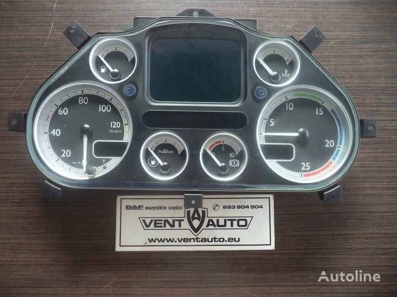 cruscotto  DAF Instrument Panel , Tacho per trattore stradale DAF XF 105