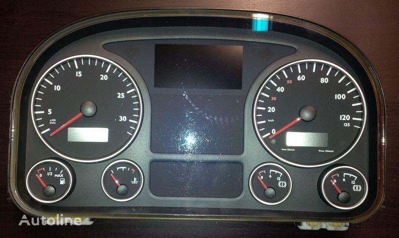 cruscotto  DASH PANEL DASHBOARD per camion MAN TGX