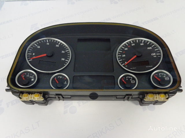 cruscotto  MAN instrument cluster 81272026227, 81258077107,81258077067, 81272026222, 81272026228, 81272026180, 81272026192, 81272026190