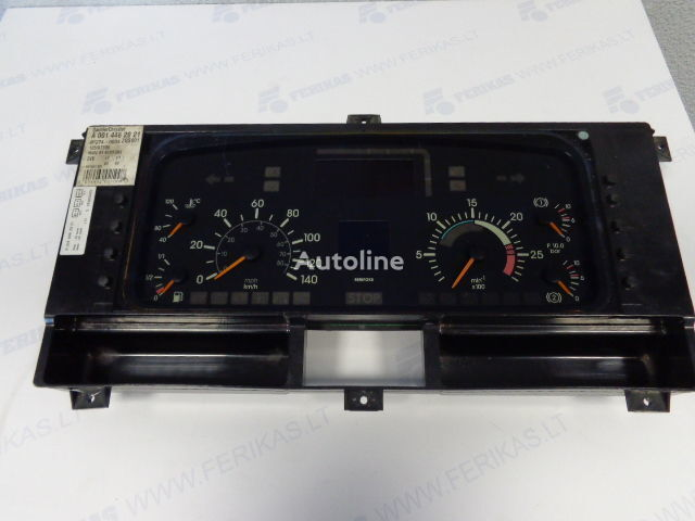 cruscotto  Instrument cluster 0014462021
