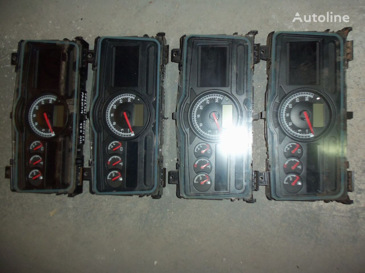 cruscotto  Renault Premium DXI instrument panel, dashboard, 7420771818 per trattore stradale RENAULT Premium DXI