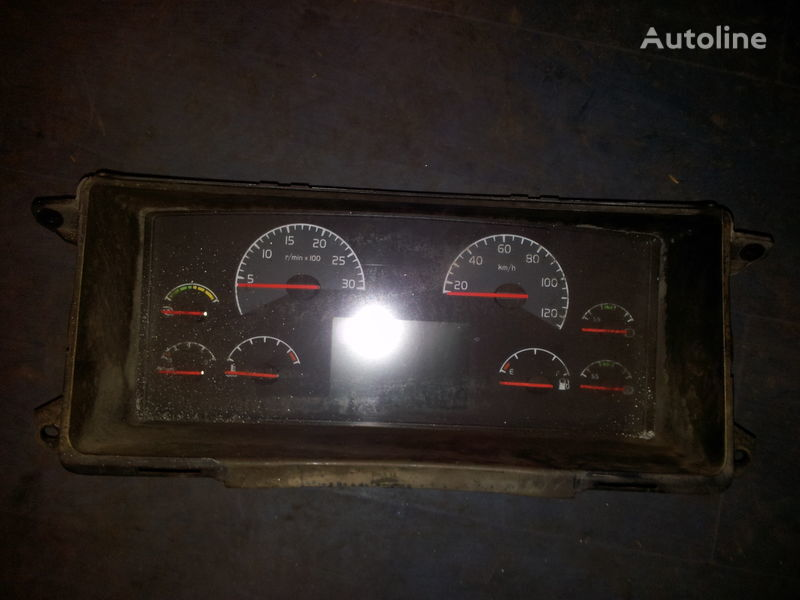 cruscotto  VOLVO FH12, 20466984 instrument cluster, combination kit, dashboard, 20455503, 20466983, 20577363, 20543474, 20739274, 21015774, 21366874, 21542174, 21842974, 85435218, 85113624, 85131268, 85131298, 85113873, 85113624, 85122346, 85111348, 85109081, 851154 per trattore stradale VOLVO FH12