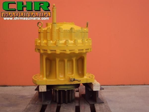 differenziale  LARGE STOCK SWING DEVICE KOMATSU, CATERPILLAR, HITACHI, FIAT-HIT per escavatore