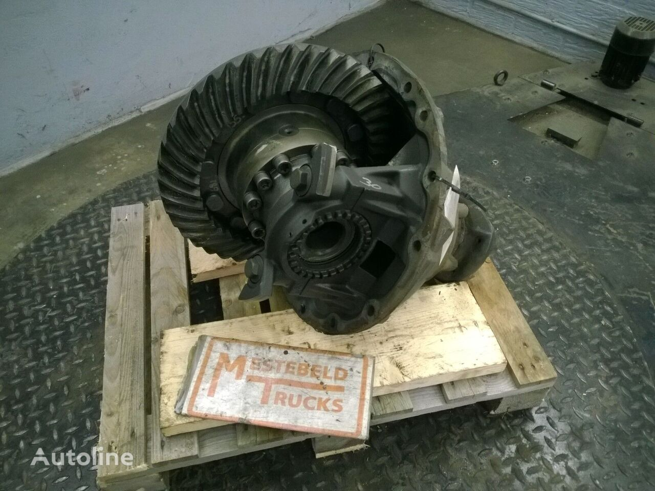 differenziale  660 per camion SCANIA Differentieel R 660