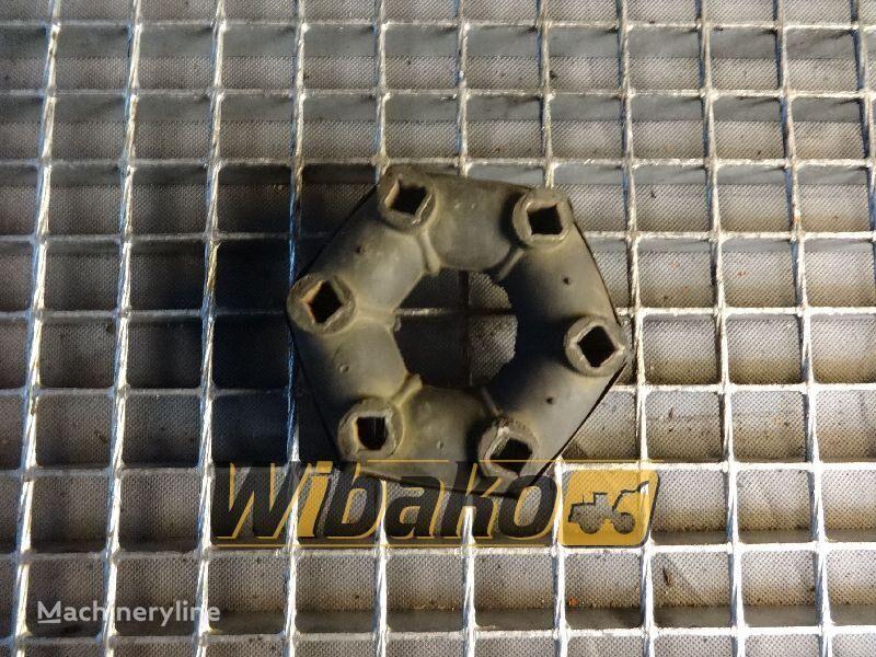 disco frizione  Coupling Juboflex 632505 per escavatore 632505 (0/50/140)