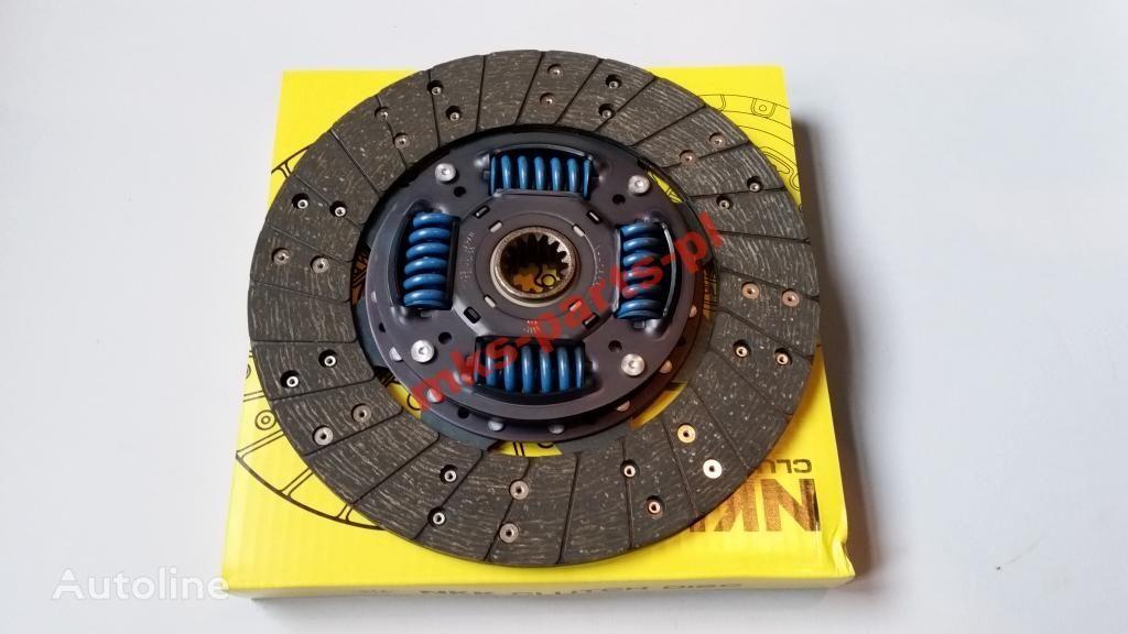 disco frizione  - CLUTCH DISC - per camion MITSUBISHI CANTER 2.8 TD nuovo