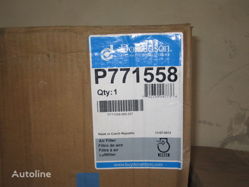 filtro aria  Nimechchina per camion nuovo