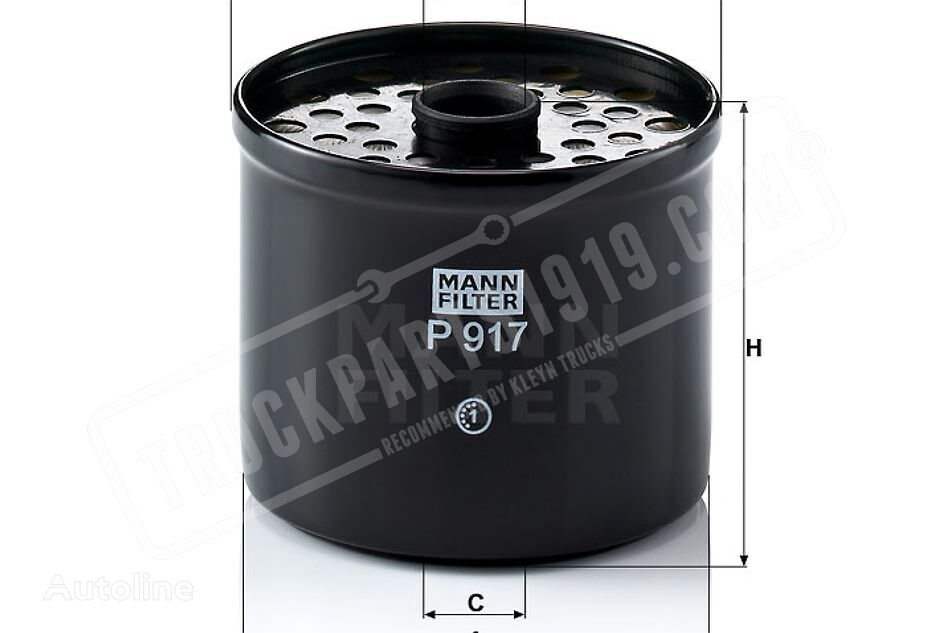 filtro carburante  HENGST FILTER Fuel filter per camion RENAULT nuovo
