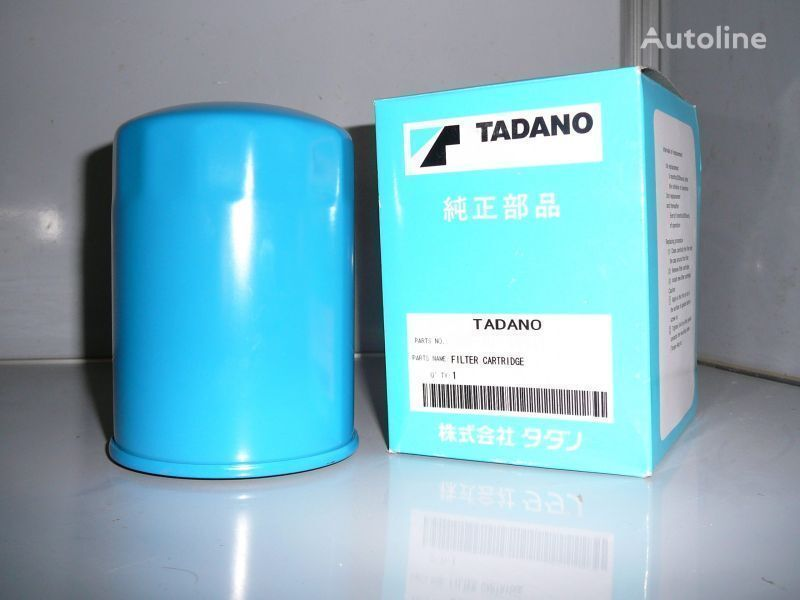 filtro dell'olio  Yaponiya dlya manipulyatorov UNIC, Tadano, Maeda. (Yunik, Tadano, Maeda) per carrello elevatore nuovo