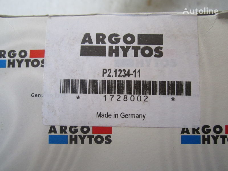 filtro idraulico  Nimechchina Argo Hytos P2. 1234-11 per escavatore nuovo