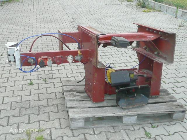 gancio di traino  Automatik 50´ Bolzen per camion Rockinger Hunterflur