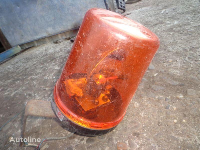 lampeggiante per trattore stradale