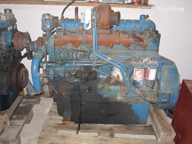 motore  Valmet 612 DS per mietitrebbia