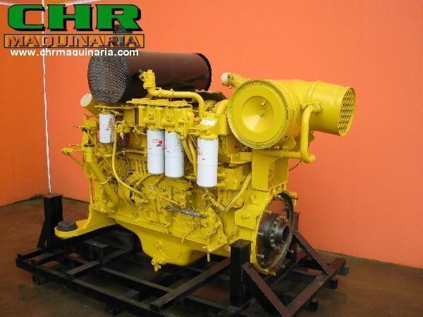 motore  KOMATSU PC750 SAA6D140-E2 per escavatore