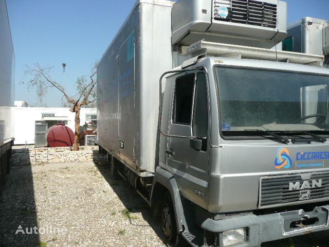 motore  MAN Motor 10.163 D0824LFL09. Getriebe 6 Gang ZFS6-36 per camion
