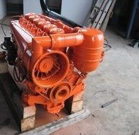 motore  Deutz BF6L912 per escavatore