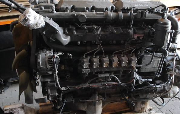 motore  DAF XE315C per camion