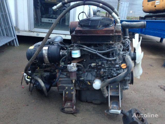 motore  Yanmar 4TNV98-N + LINDE HPV105-02 0000 per generatore