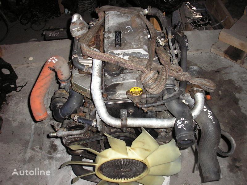 motore  Mitsubishi 4M42 per camion