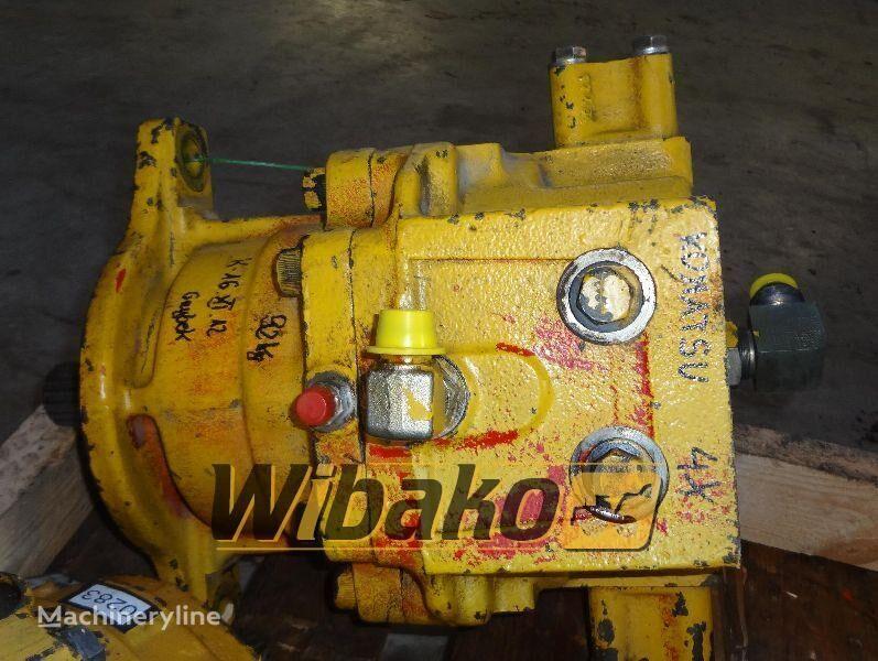 motore idraulico  Hydraulic motor Komatsu 706-77-01170 per altre macchine edili 706-77-01170