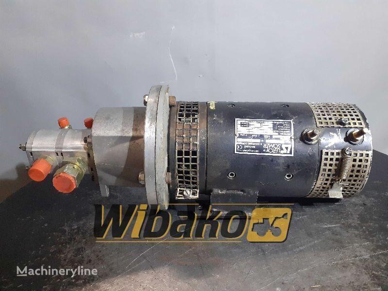 motore idraulico  Elektropompa Leroy Somer T15 per altre macchine edili T15 (733952/03-01/99)