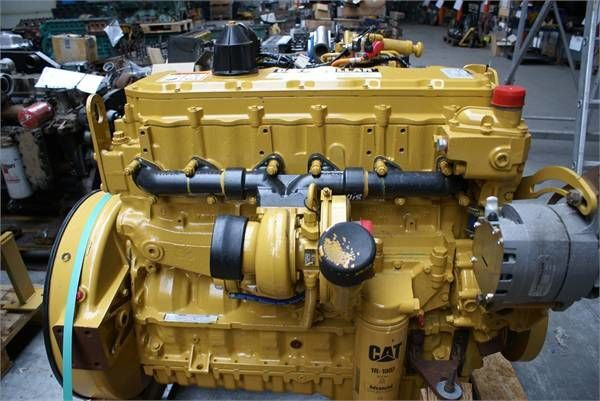motore per escavatore CATERPILLAR 3126