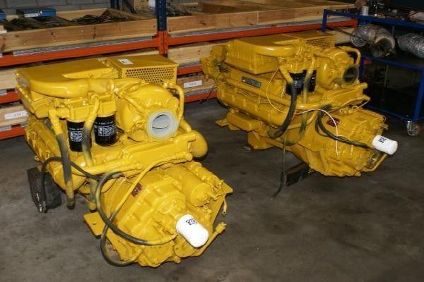 motore per altre macchine edili CATERPILLAR 3208T MARINE