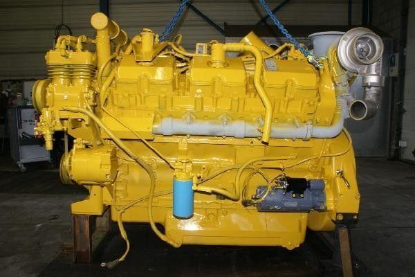 motore per altre macchine edili CATERPILLAR 3412 E