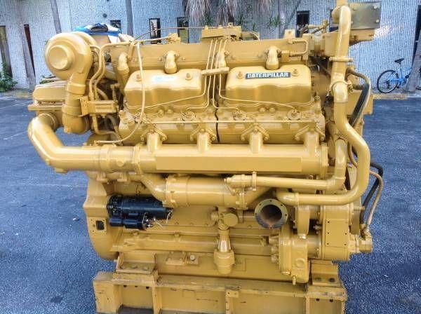 motore per altre macchine edili CATERPILLAR D379