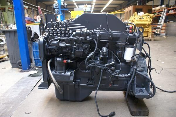 motore per altre macchine edili CUMMINS 6 CTA