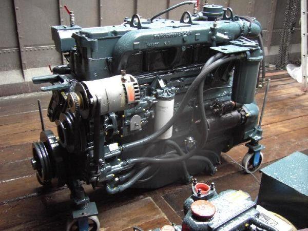 motore per altre macchine edili CUMMINS NT 855