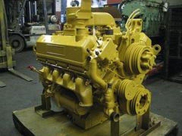 motore per altre macchine edili CUMMINS VT 555
