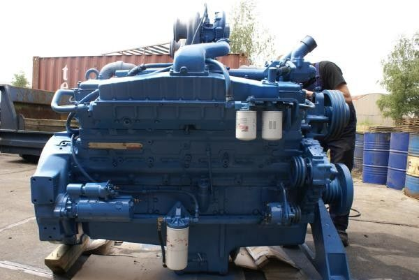 motore per altre macchine edili CUMMINS VTA 28