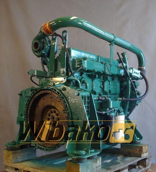 motore  Engine Volvo D6A250 per altre macchine edili D6A250