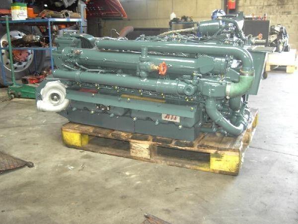 motore per altre macchine edili DAF GS160 M