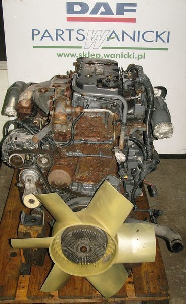motore  DAF KOMPLETNY EURO 3 per trattore stradale DAF LF 45