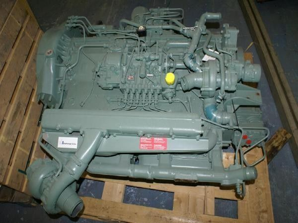 motore per altre macchine edili DAF LT 195