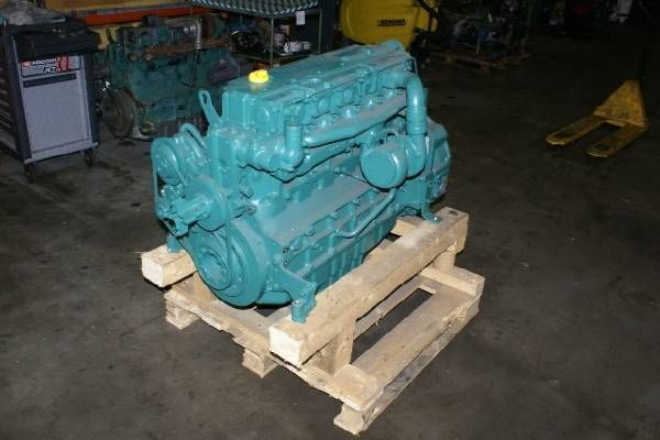 motore per altre macchine edili DEUTZ BF6M1013