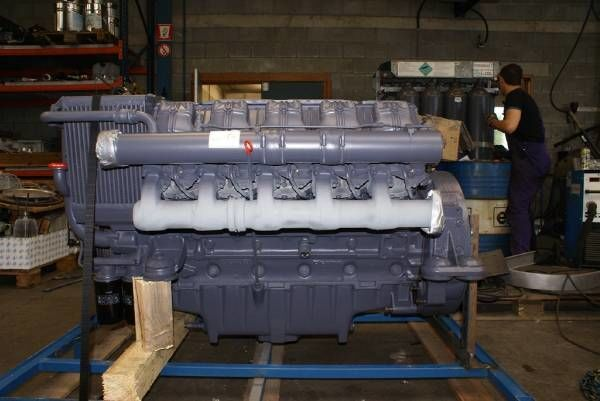 motore per escavatore DEUTZ F10L413